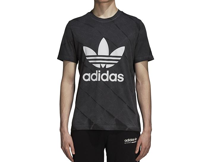 Adidas Originals Tie Dye Tee Black