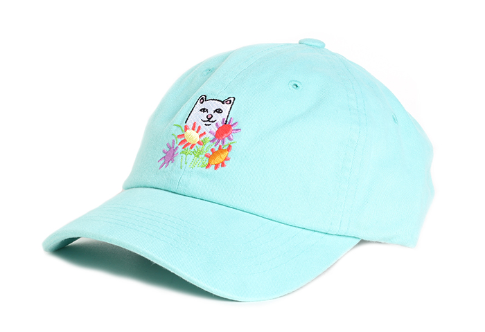 RIPNDIP Nermcasso Dad Hat Mint