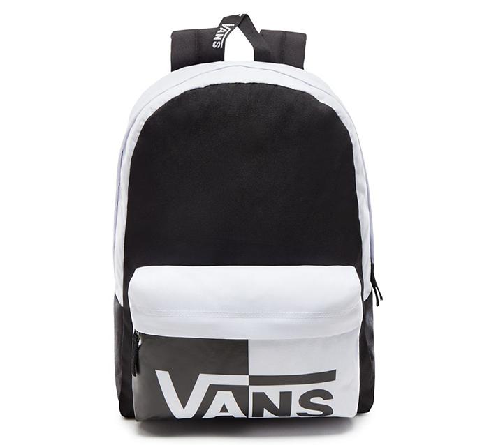 Vans Sporty Realm Backpack Black Divide - Boardvillage 3a8a3f5d4d