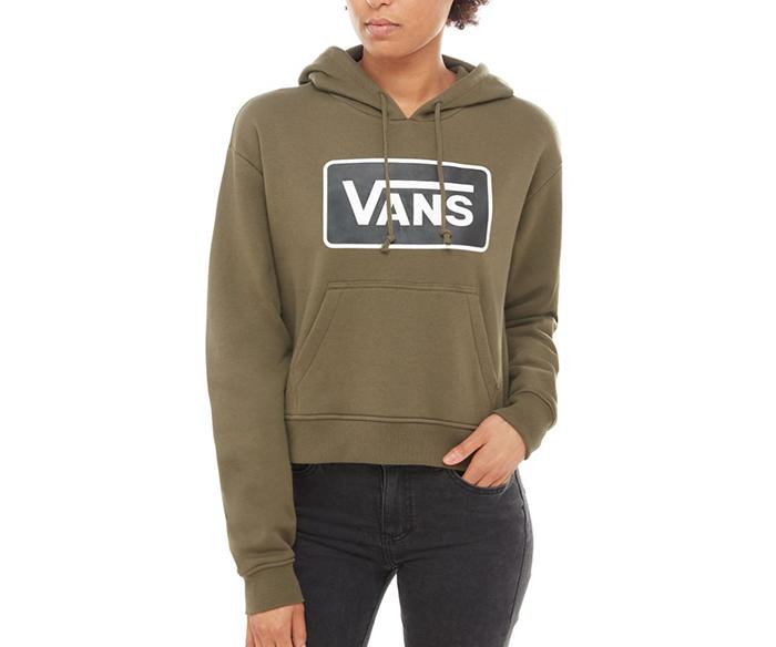 Vans Womens Boom Boom Hoodie Grape Leaf - Boardvillage e0dfaf619c