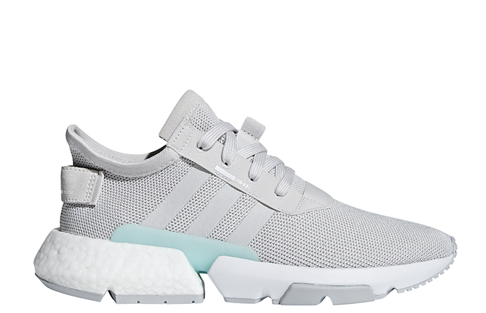 Adidas Womens POD-S3.1 Grey One   Grey One   Clear Mint ... 06ca433aaed5