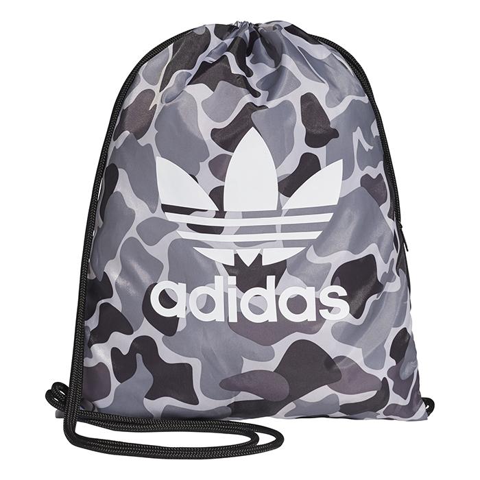 64ef3b042bc Adidas Gym Sack White   Camouflage - Boardvillage