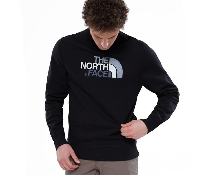 The North Face Drew Peak Crew TNF Black