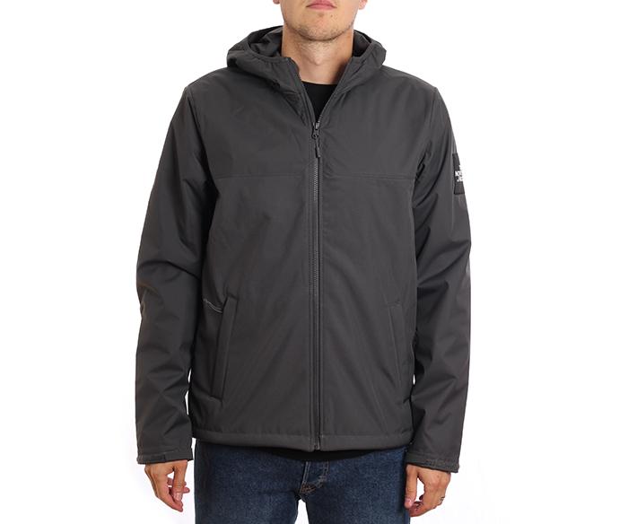 The North Face West Peak Softshell Jacket Asphalt Grey