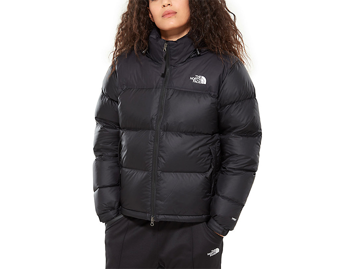 Dejlig The North Face Womens 1996 Retro Nuptse Jacket TNF Black JK-88