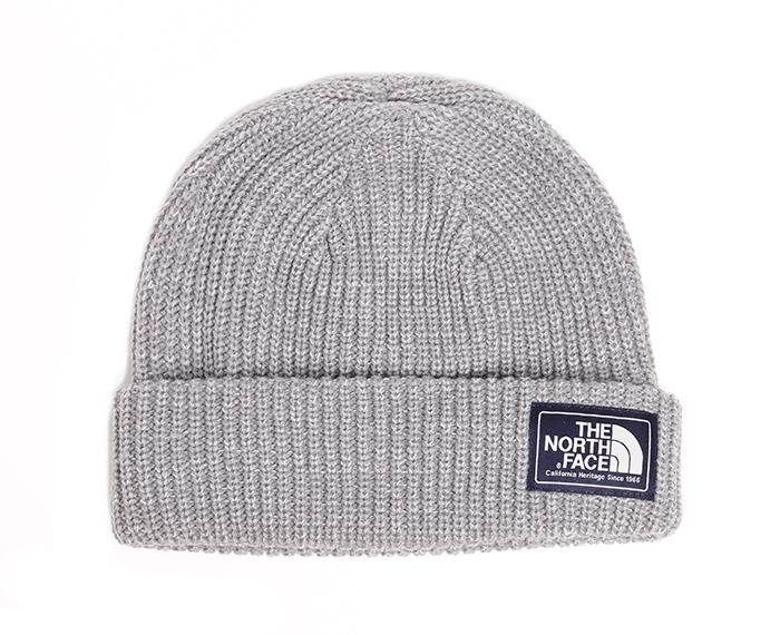 ee6a49ed6a6 The North Face Salty Dog Beanie Mid Grey   Tin - Boardvillage