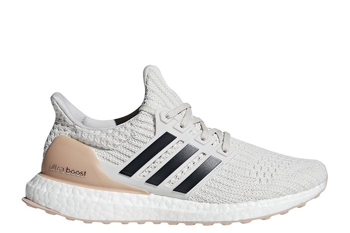 Adidas Womens Ultraboost 4.0 Cloud White / Carbon / White