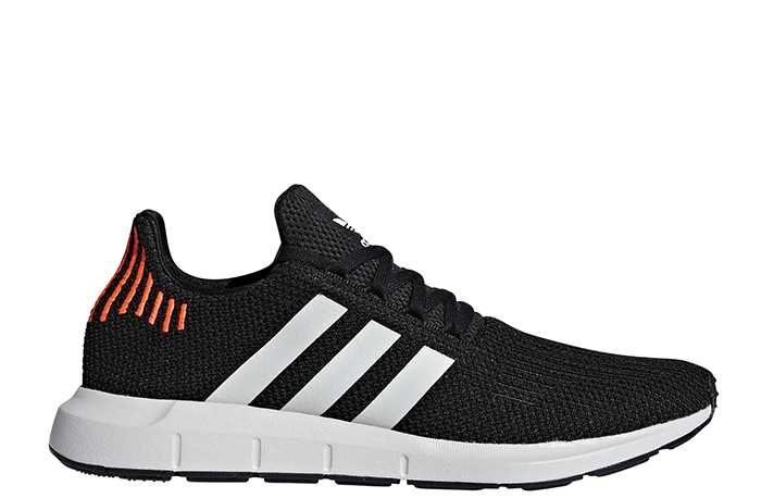 Adidas Swift Run Core Black / Cloud White / Grey
