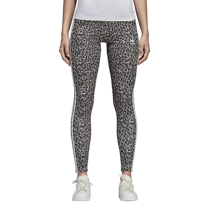 bc56bbad7fa Adidas Womens Leoflage Leggings - Boardvillage