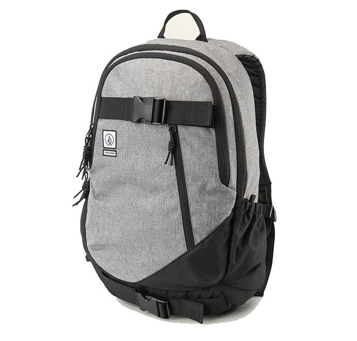 Volcom Substrate Backpack Black Grey - Boardvillage 07305e4b9c