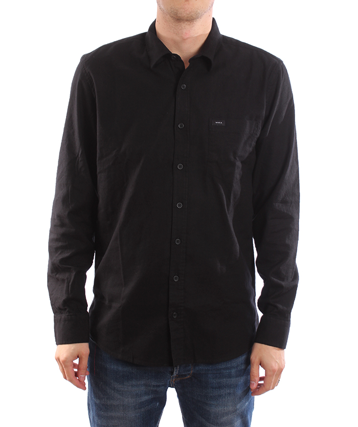 Makia Luoto Shirt Black