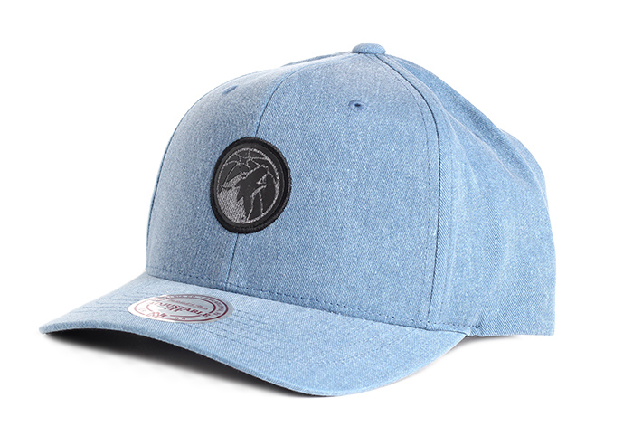 Mitchell & Ness Washed Heather Snapback Minnesota Timberwolves