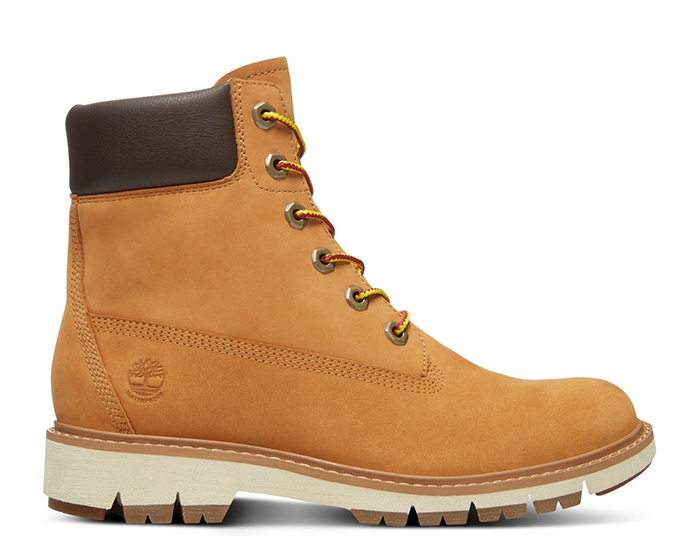 Timberland Womens Lucia Way 6 Inch Boot Wheat - Boardvillage a83aaf0de1