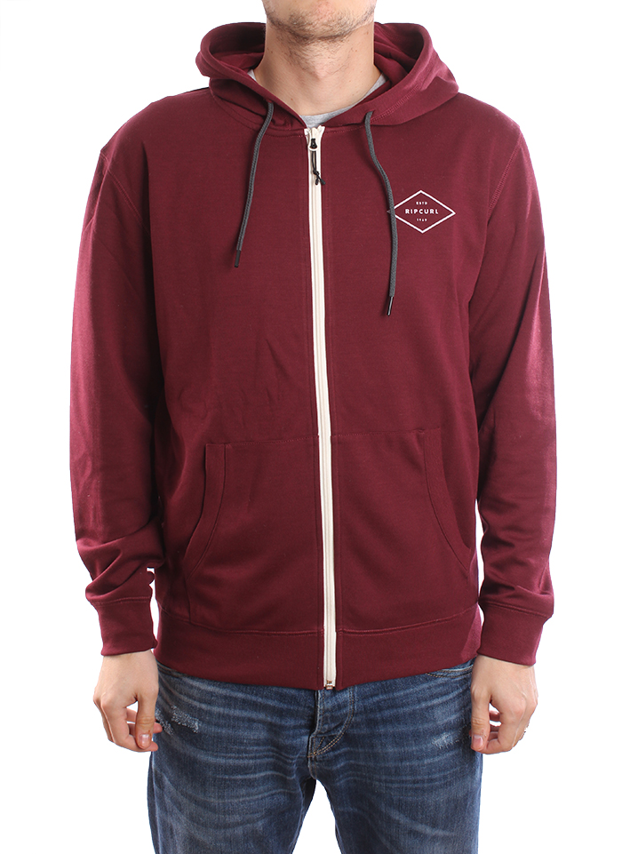 Rip Curl Essential Surfers Fleece Twany Port
