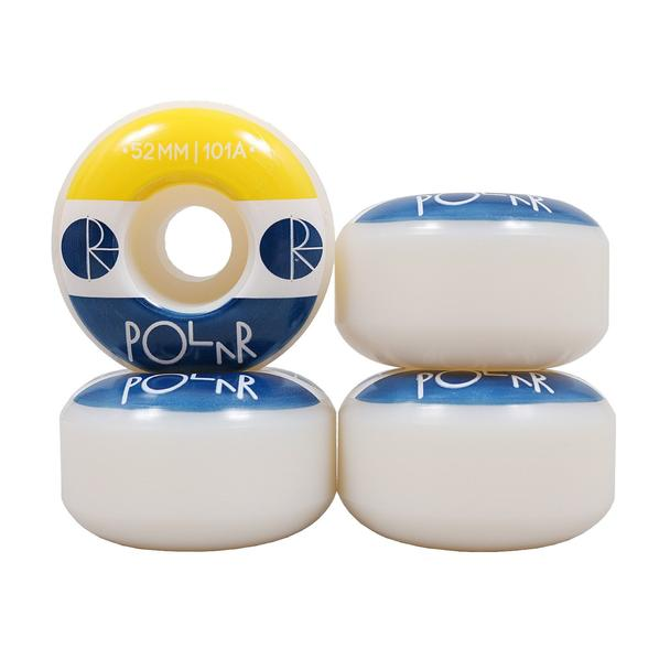 Polar Skate Co. Fill Logo Wheels 52mm