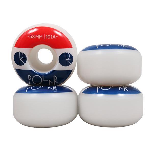 Polar Skate Co. Fill Logo Wheels 53mm