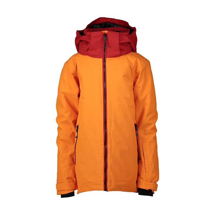 Wear Colour Youth Slice Jacket Mandarin