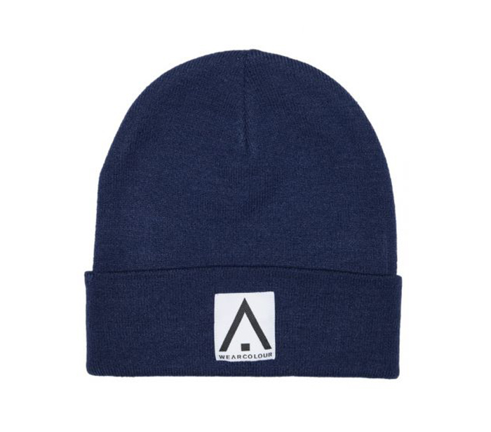 Wear Colour Puppet Beanie Midnight Blue