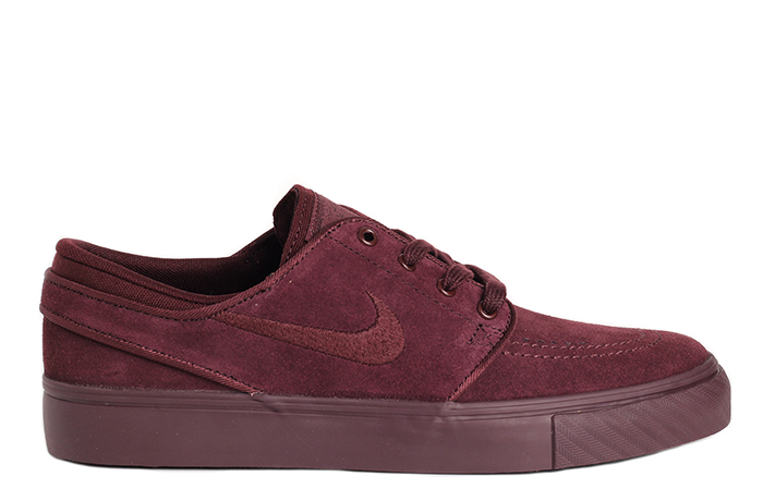 Nike SB Janoski Youth Burgundy Crush - Boardvillage 5ff2cef78d