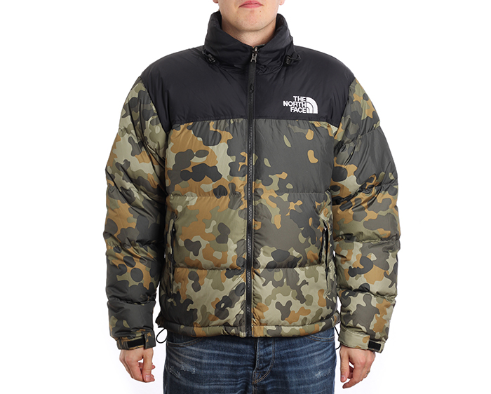 4410bb87a4 ... coupon code for the north face 1996 seasonal nuptse jacket new taupe  green b031f a6494
