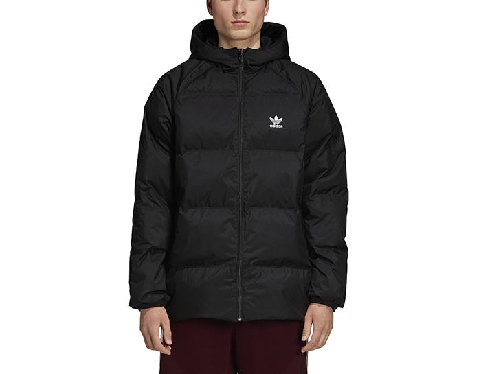 Adidas SST Down Jacket Black