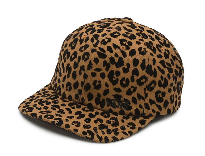 Vans Glazier Hat Leopard