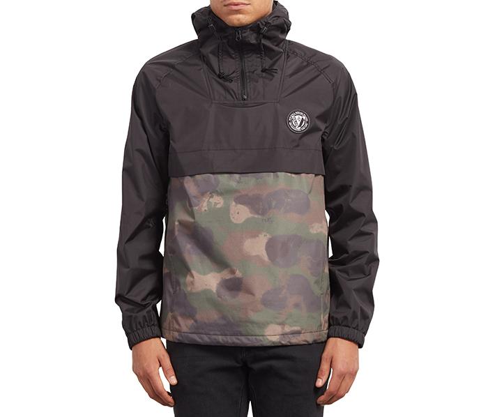Volcom Kane Jacket Camouflage
