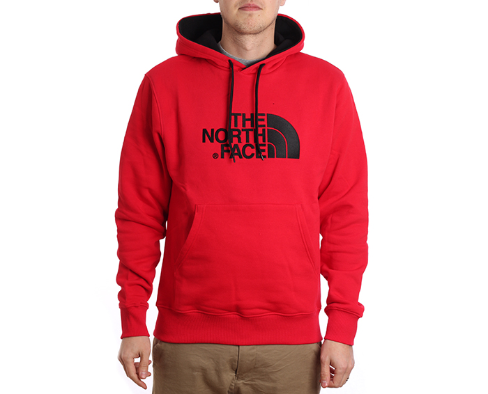 The North Face Drew Peak Hoodie TNF Red