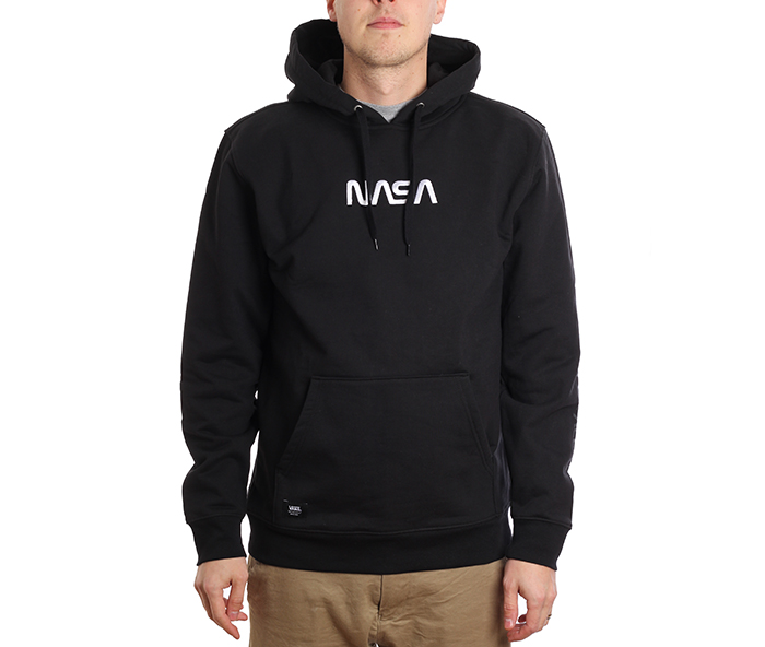 Vans X NASA Pullover Hoodie Black - Boardvillage