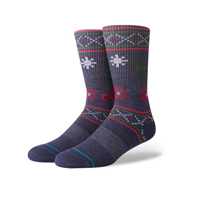 Stance Prancer Socks Navy