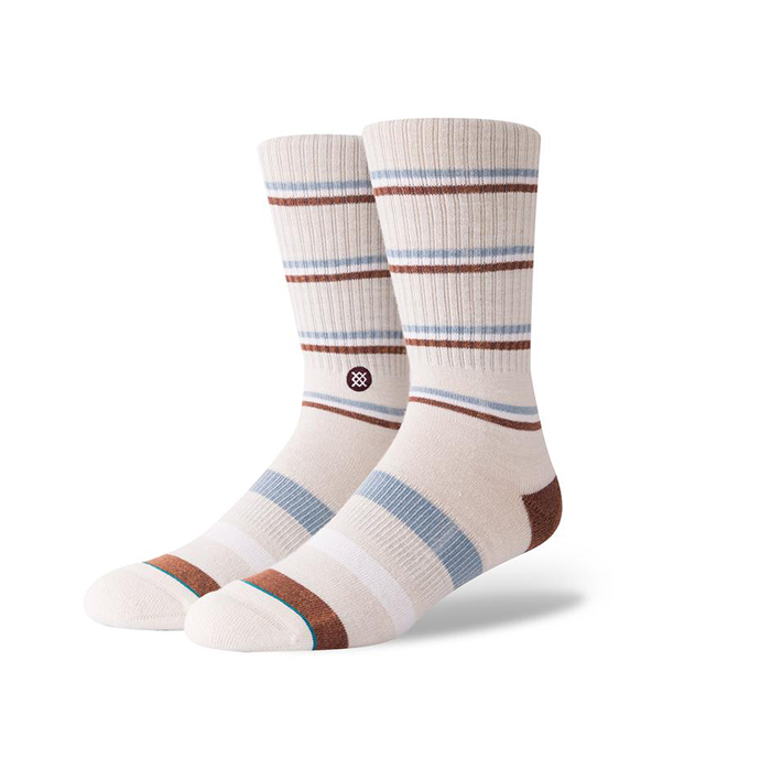 Stance Glass Socks Natural