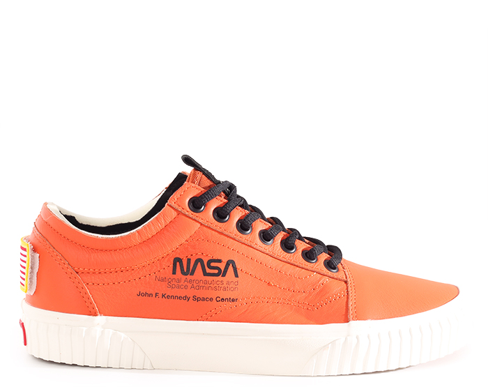 Vans X Nasa Old Skool Space Voyager Firecracker