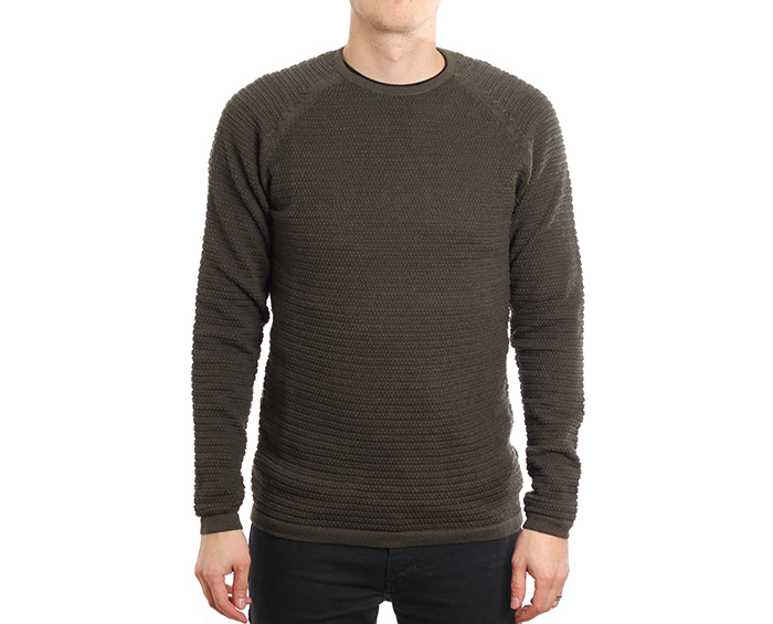 Gabba Harry v2 O-Neck Knit Army