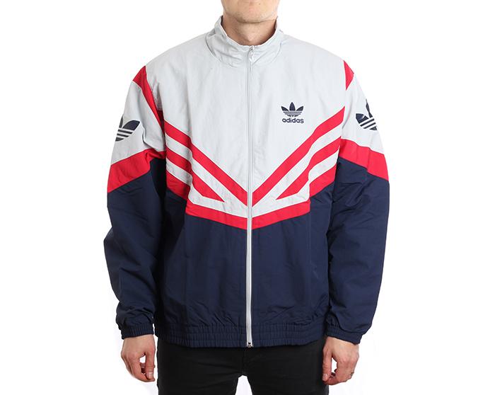Adidas Originals Sportive Track Jacket Collegiate Navy