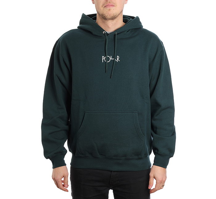 Polar Skate Co. Default Hoodie Dark Teal