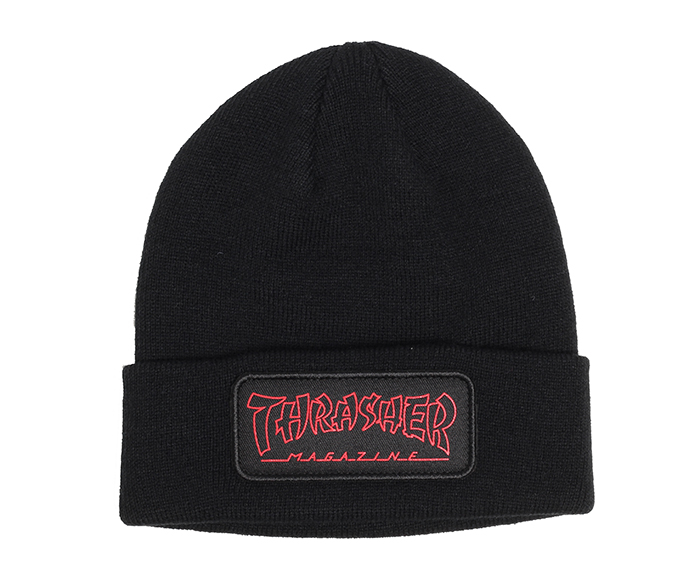 Thrasher China Banks Beanie Black