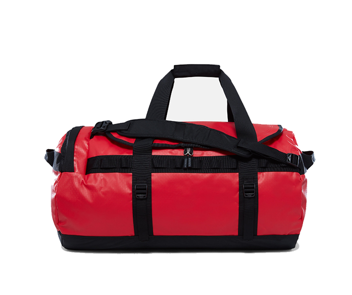The North Face Base Camp Duffel Medium TNF Red   TNF Black ... 5a8ee3533b