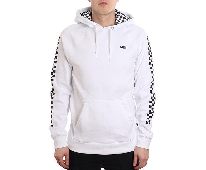 d4614a5ac99574 Vans Versa Hoodie White   Checkerboard - Boardvillage