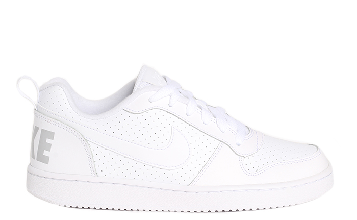 Nike Court Borough Low Youth White / White