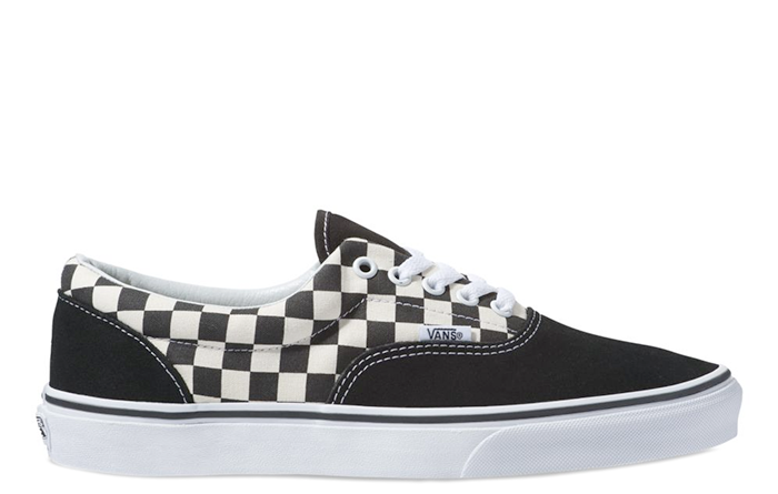 Vans Era Primary Check Black / White - Boardvillage