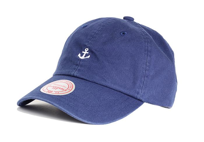 Makia Anchors Sports Cap Dark Blue