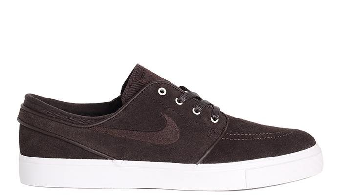 Nike SB Janoski Velvet Brown / Velvet Brown - White