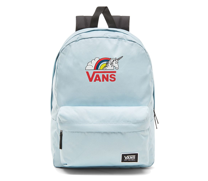 be3ce0dc600 Vans Realm Classic Backpack O.G. Light Blue / Rainicorn - Boardvillage