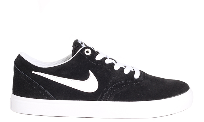 Nike SB Womens Check Solarsoft Black / White