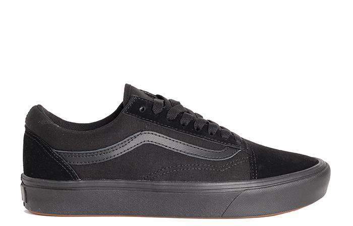 Vans ComfyCush Old Skool Black / Black