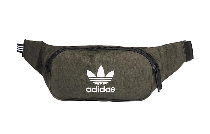 Adidas Originals Melange Crossbody Bag Night Cargo