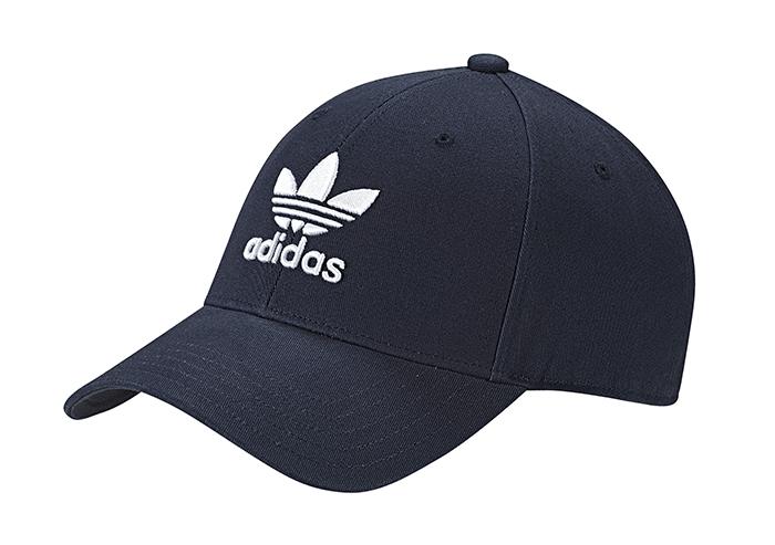 Adidas Originals Trefoil Baseball Cap Collegiate Navy / White