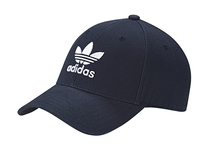 d79bff54ef5 Adidas Originals Trefoil Baseball Cap Collegiate Navy   White ...