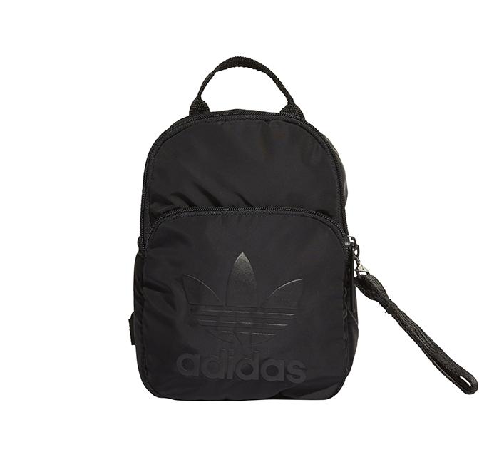 45cb5d25198 Adidas Originals Womens Classic Mini Backpack Black - Boardvillage