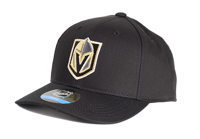 Outerstuff NHL Youth Vegas Golden Knights Snapback Black